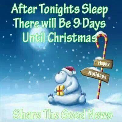 Countdown   I am CRAZY for Christmas   Pinterest