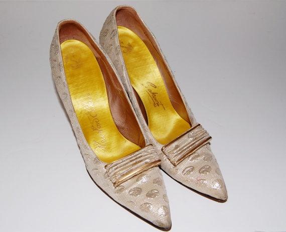Vintage shoes - Chic!