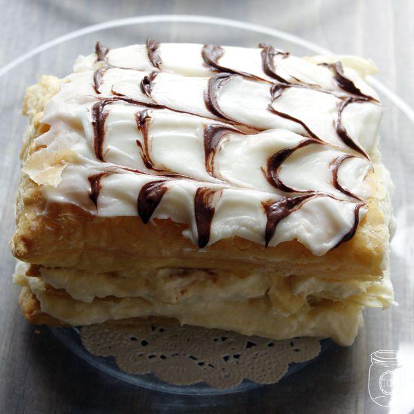 Homemade Napoleons!! | Desserts | Pinterest