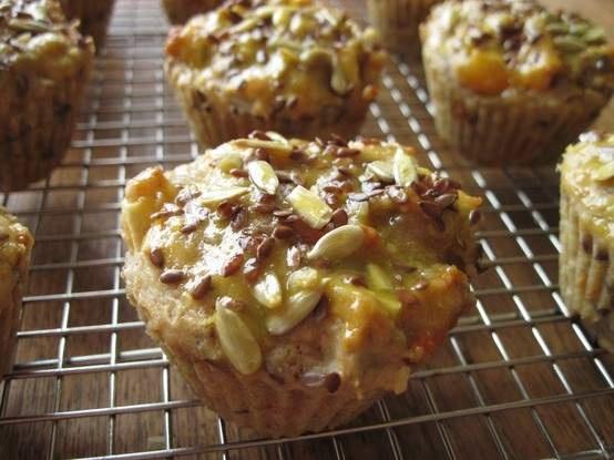 Pure vanilla's good morning muffins? | desserts | Pinterest