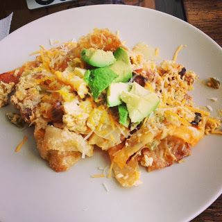 Homemade Chilaquiles | Good Morning, Good Morning | Pinterest