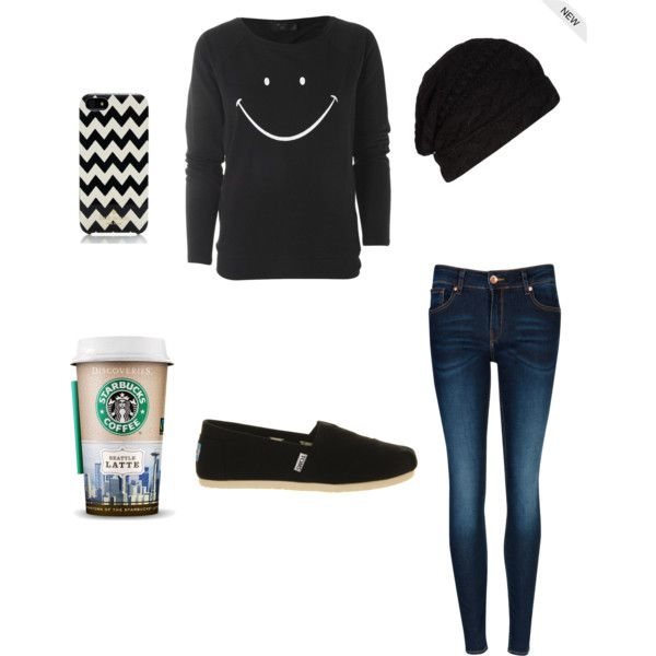 Smiley face winter outfitWinter Smiley Face