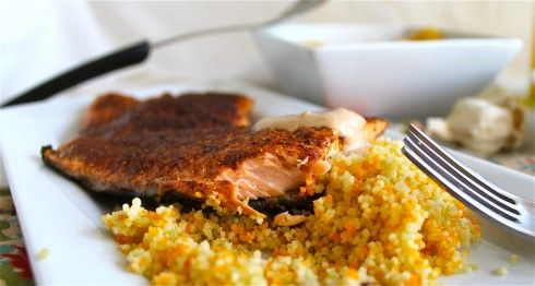 ... salmon foodspotting moroccan spiced salmon at bj s restaurant brewery