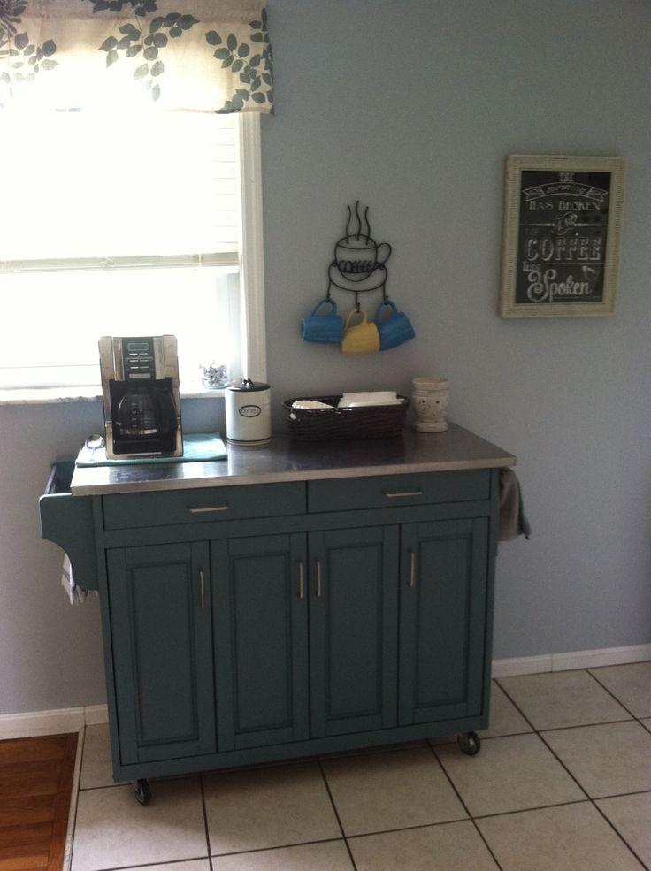 Coffee Bar Coffee Bar Ideas Pinterest