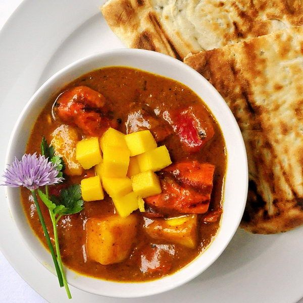 Easy Mango Chicken Curry - Rock Recipes -The Best Food & Photos from ...