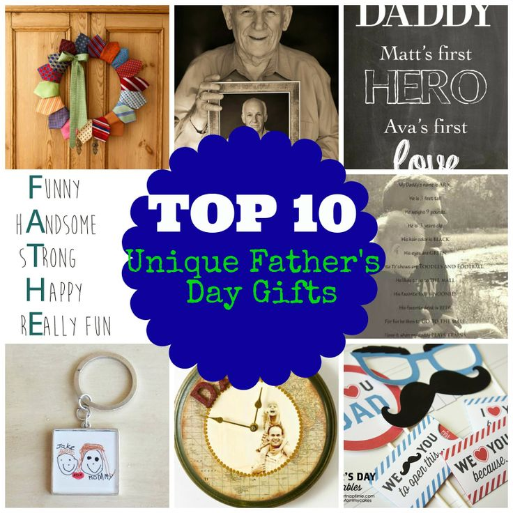 cool fathers day gifts to make
