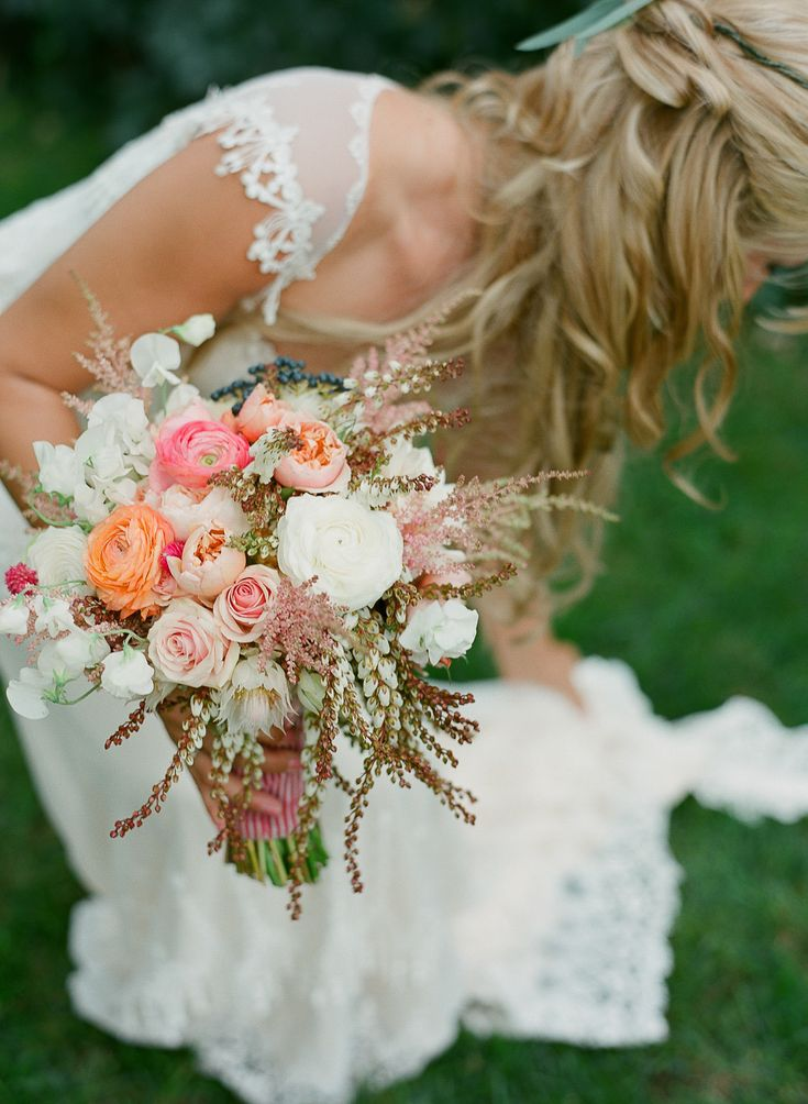 #Bouquet | Colorado Wedding from Laura Murray Photography + Chairished Vintage Rentals   Read more - http://www.stylemepretty.com/colorado-weddings/denver/2013/12/05/colorado-wedding-from-laura-murray-photography-chairished-vintage-rentals/