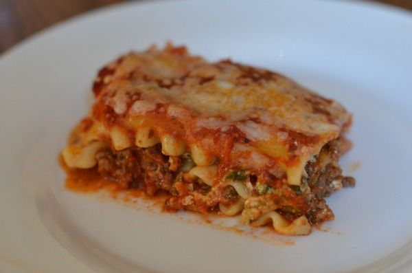 Mom's Homemade Lasagna Recipe | For the Love of Food {Ideas ...
