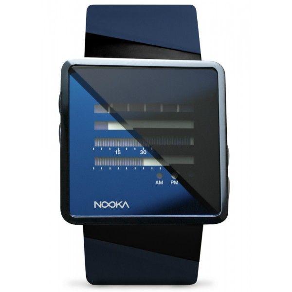 Nooka Zizm ZenH Watch - Midnight Blue | Nooka | Pinterest