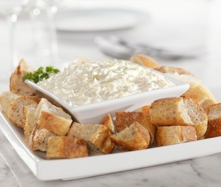 Goat Cheese & Herb Dip | Goat Cheese | Pinterest