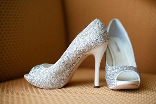 Cinderella shoes :p heels