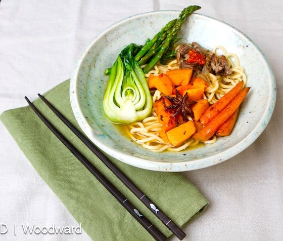 Lucky Beef Noodle Soup | Anything & Everything New Year's | Pinterest