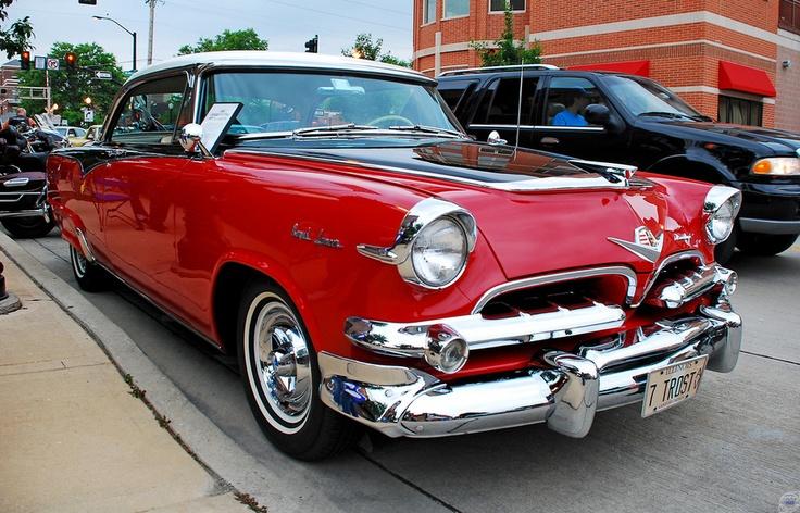 Most amazing Dodge ever! 1958 Dodge Custom Royal Lancer