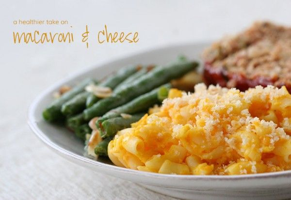 Healthier Take on Macaroni & Cheese (with carrots!?)