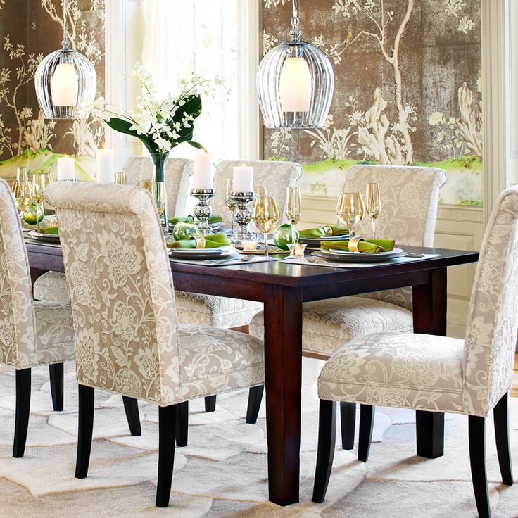 Pier 1 imports dining chairs theres no place like home for Pier 1 dining room bench