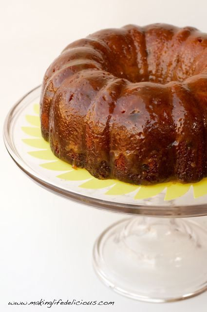 Glazed Caramel Apple Cake | Cake & Cupcake & Cookie & Candy... | ...