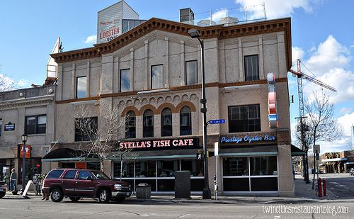 Stella 39 s uptown minneapolis restaurants and bars i for Stellas fish cafe