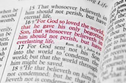John 3:16  :)
