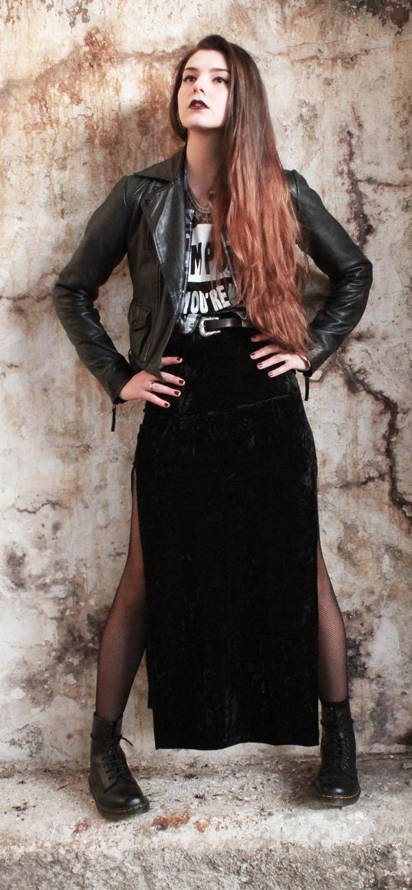 Holynights: Plaid Goth