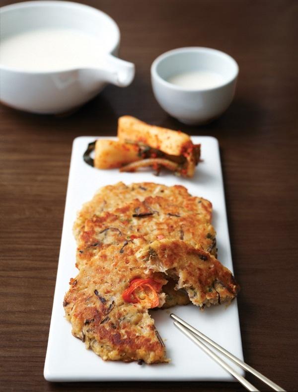 Mung-bean pancake | My Recipes | Pinterest