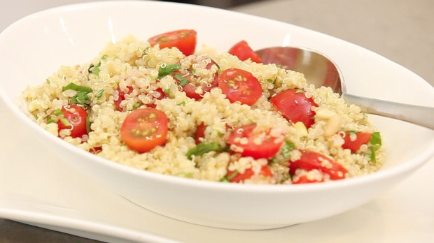 An easy, healthy quinoa side dish | Love to eat: Easy recipes from Gl ...