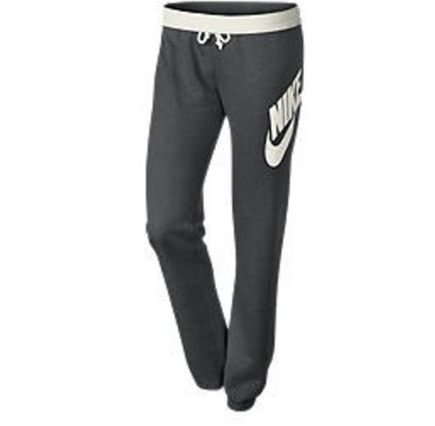 Cool Nike Sweat Pants In Black  Lyst