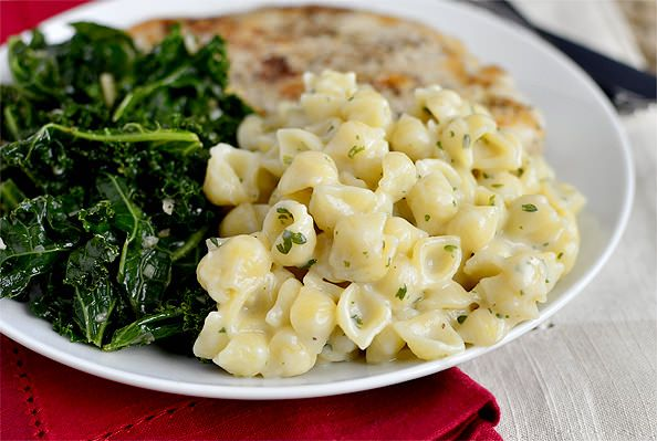 Easy pasta recipes side dish