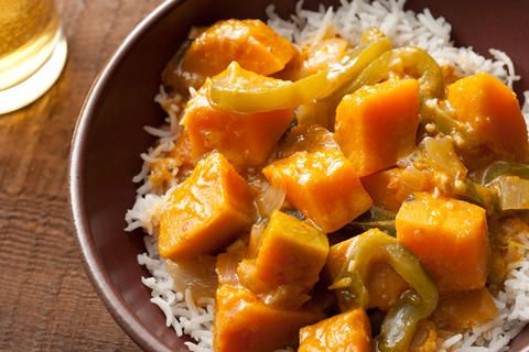 Thai Red Curry with Kabocha Squash *needs minimal subs **update: oh ...