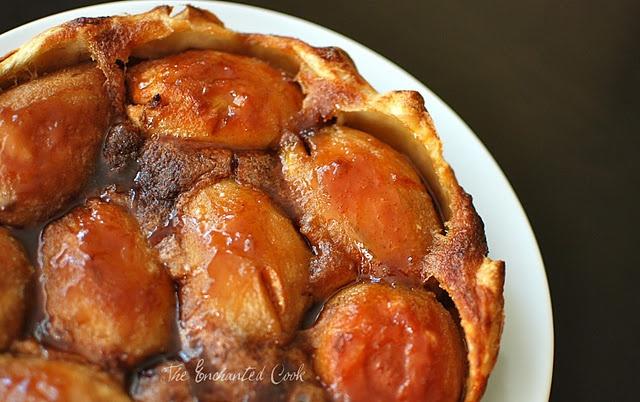 Vanilla spiced caramel & pear tart | For the love of Food... | Pinter ...