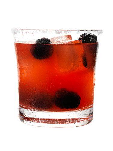 Blackberry Margarita Recipe — Dishmaps