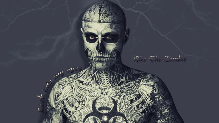 Fond d 233 cran hd tatouages squelette skulls pinterest