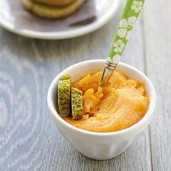 Apricot sorbet | Summer Treats&Desserts | Pinterest