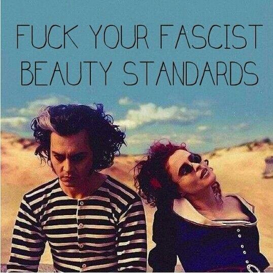 Fuck Your Fascist Beauty Standards 25
