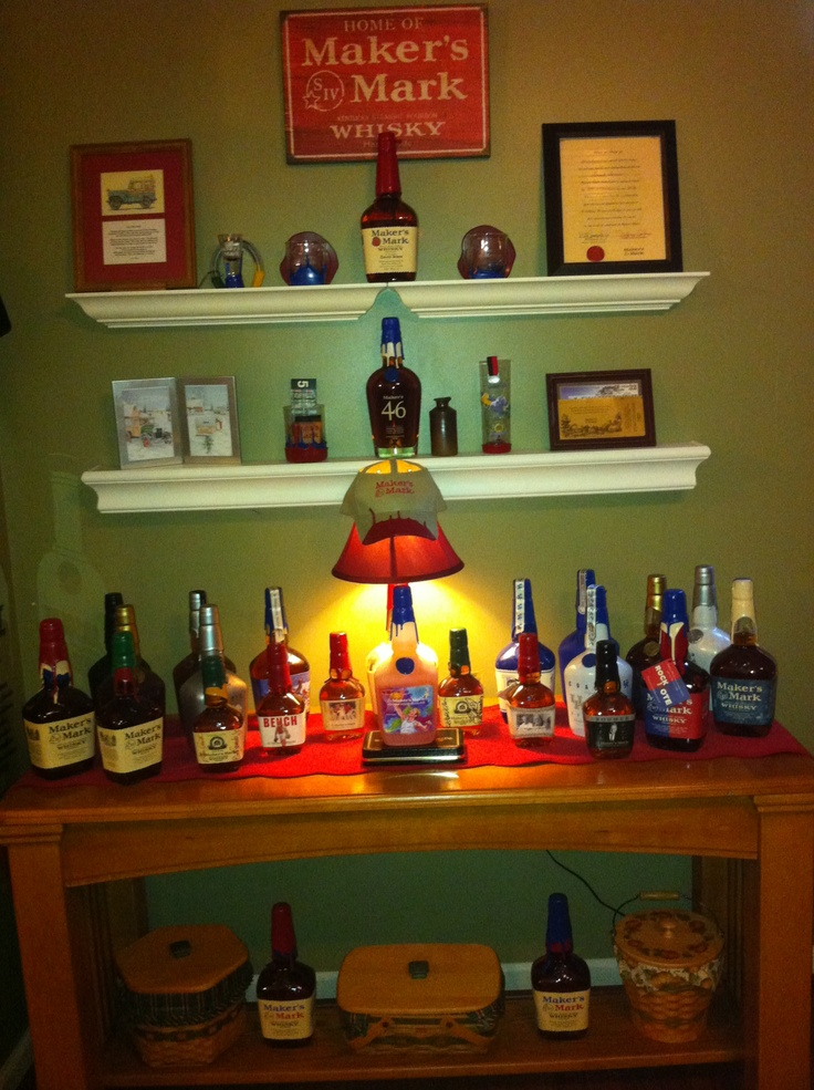 My pride amp joy makers mark bourbon pinterest