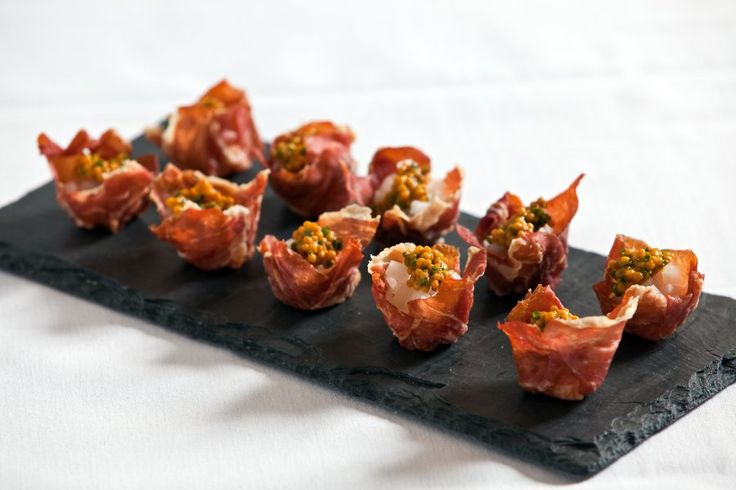 Prosciutto Cups | Appetizers and Snacks | Pinterest