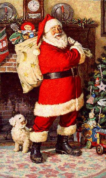 Πως έγινε ο Άγιος Βασίλης;