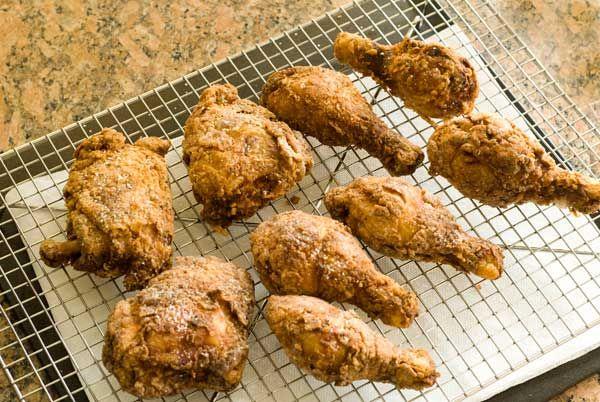 Gluten Free Fried Chicken | Gluten free | Pinterest