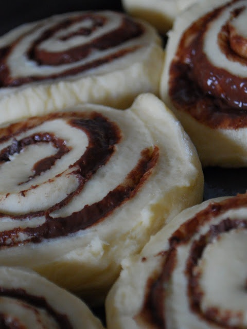 ... des Fleurs: The best Nutella buns recipe and first day of school