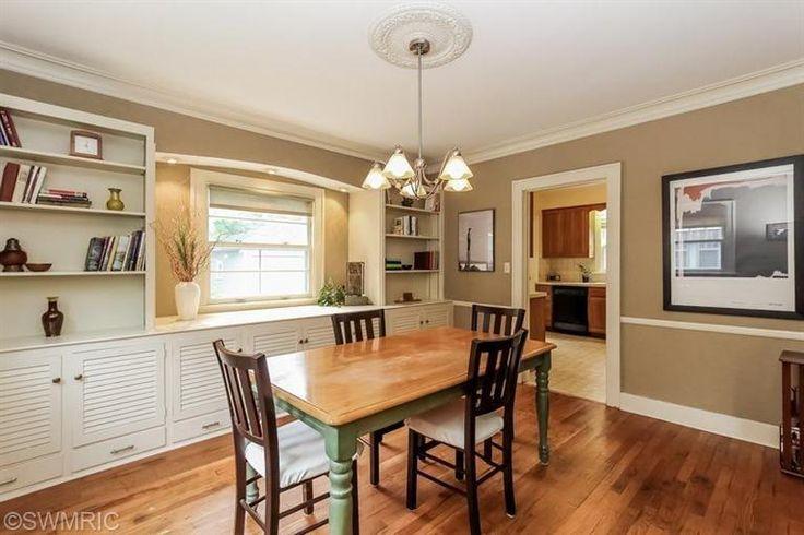 Craftsman Style Dining Room Interiors Pinterest