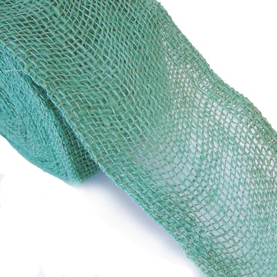 """4"""" Jute Ribbon Light Green - more colors available at www.trendytree.com $8.25"""