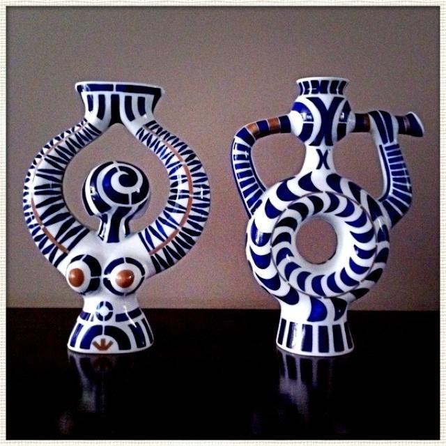 Sargadelos ceramics figurative pinterest - Ceramica de sargadelos ...