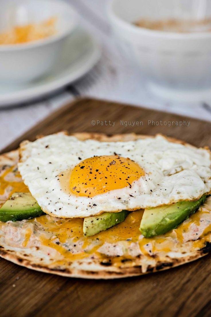 Mexican breakfast pizza | YUMMY BREAKFAST | Pinterest