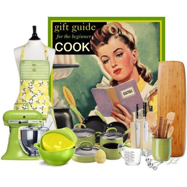 Gift Guide for the Beginner Cook | Dream Home | Pinterest