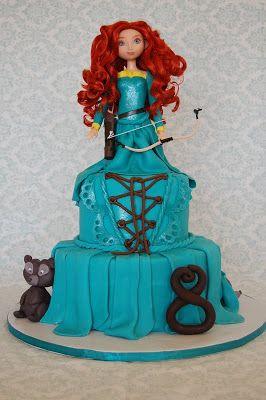 CakeFilley: Brave Cake @Rachel Veldez!