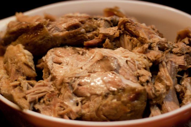 Crock Pot Kalua Pork Recipe — Dishmaps
