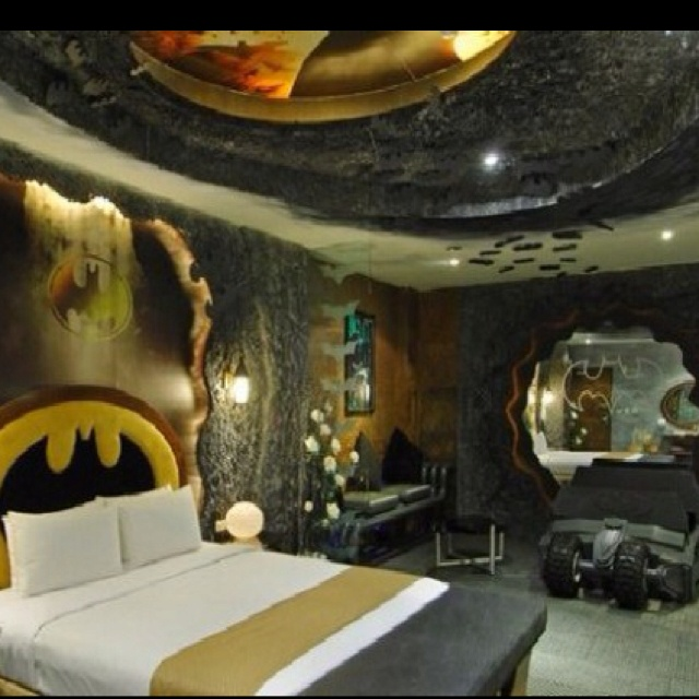 batcave bedroom the ultimate man cave house pinterest