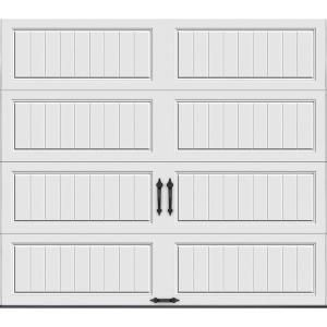 Clopay Garage Door Gallery Collection 8 Ft X 7 Ft 18 4