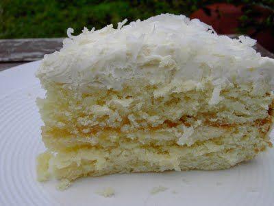 Vegan Thyme: Vegan Coconut Lemon Layer Cake
