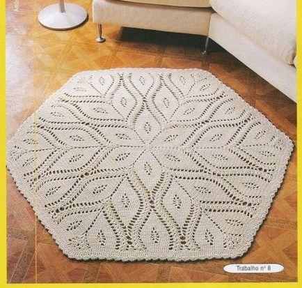 Crochet Rug Patterns For Beginners : CROCHETED RUGS INSTRUCTIONS ? CROCHET PATTERNS