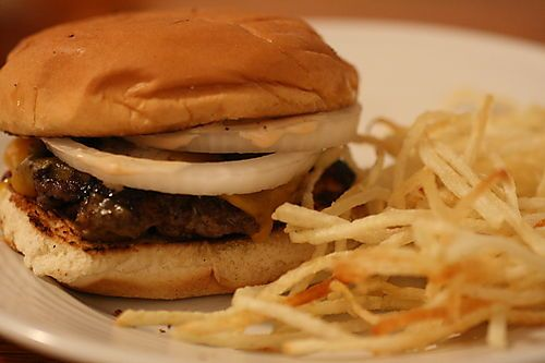 Old Fashioned Burgers | Foods; Cause I Love to Eat ;) | Pinterest